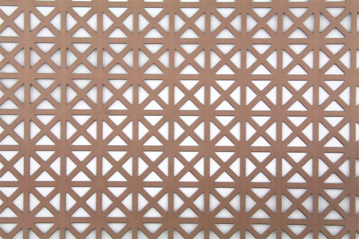 Decorative Perforated Metal Ornamental Perforated Metal