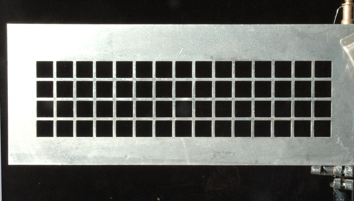 Titanium-Square-Hole-Perforated-Metal